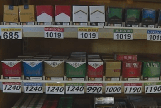 FRANCE: A decline in tobacco imports into Polynesia in 2017