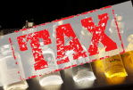 ИТАЛИЯ: 5 евро налогов за бутылку 10 мл электронной жидкости.