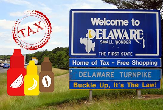 USA: dal gennaio 1er, la sigaretta elettronica è tassata in Delaware.