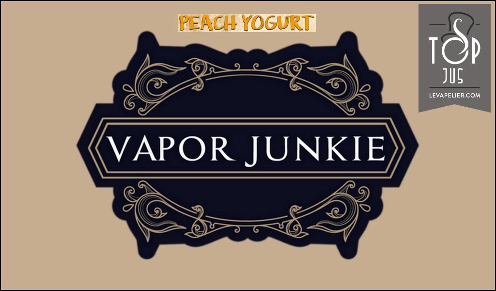 RECENSIONE: Peach Yogurt di Vapor Junkie