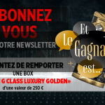 NEWSLETTER : Voici le grand gagnant de la box Sx Mini G Class !