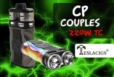 מידע נוסף: CP זוגות 220W TC (Teslacigs)