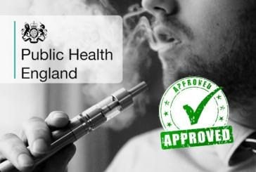 REGNO UNITO: Public Health England conferma l'utilità della e-sigaretta per la salute pubblica!