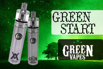 INFO BATCH : Kit Green Start (Green Vapes / Joyetech)