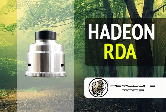 מידע נוסף: Hadeon RDA (Psyclone Mods)