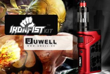 מידע נוסף: Ironfist TC 200W (Uwell)