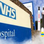 ROYAUME-UNI : L'e-cigarette bientôt en vente dans les hôpitaux ?