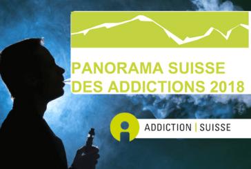SWITZERLAND: סיגריה אלקטרונית 2018 התמכרויות פנורמה
