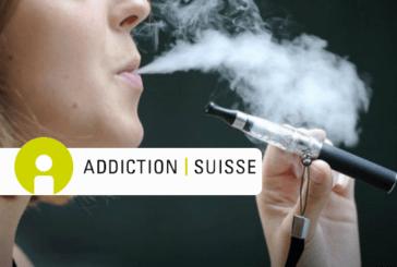 SUISSE : Addiction Suisse fait un état des lieux sur le tabac et la nicotine !