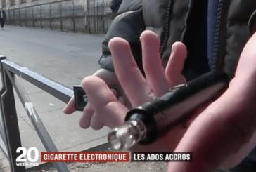 חברה: E- סיגריה היא הצלחה אמיתית עבור בני נוער!