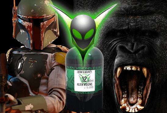 Laten we praten E-JUICE: Een geweldige comeback van Boba's Bounty en Gorilla Juice!