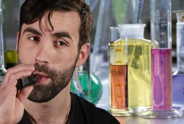 STUDY: הסיגריה האלקטרונית חושפת למוצרים רעילים אפילו ללא ניקוטין.