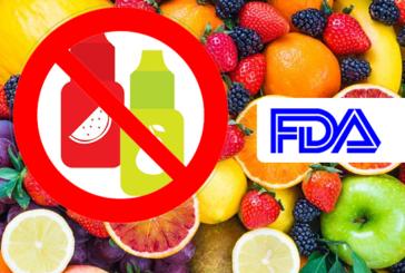 США: FDA может запретить «фруктовые» ароматы для электронной сигареты
