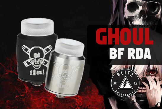 INFO BATCH : Ghoul BF RDA (Blitz Enterprises)