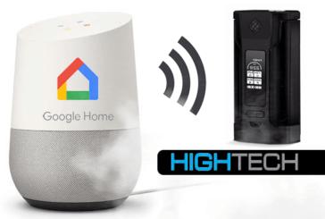HIGH-TECH: נהל את הסיגריה האלקטרונית שלך עם דף הבית של Google!