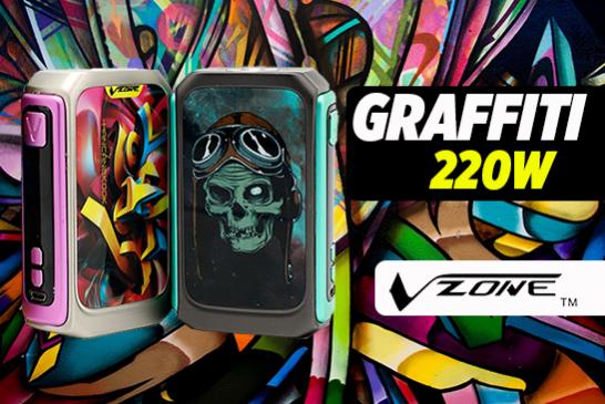 INFO BATCH : Graffiti 220W (Vzone)