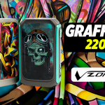 INFO BATCH : Graffiti 220W (Vzone)