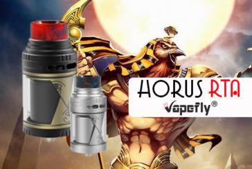 INFORMAZIONI SUL CATENA: Horus RTA (Vapefly)