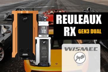 BATCH INFO: Releaux RX GEN3 TC 230W (Wismec)
