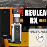 INFO BATCH : Reuleaux RX GEN3 TC 230W (Wismec)