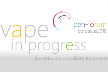 EVENEMENT : La Fivape organise un Open-forum sur l'e-cigarette à Bordeaux !