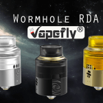 INFO BATCH : Wormhole RDA (Vapefly)