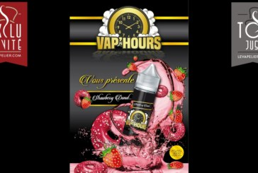 REVUE : Strawberry Donut par Vap'Hours