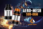 מידע נוסף: Aero Mesh Sub-Ohm (Geek Vape)