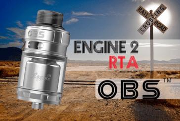 INFO BATCH : Engine 2 RTA 5ml (OBS)