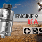 INFO BATCH : Engine 2 RTA 5ml (OBS)