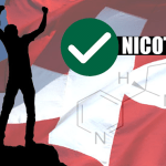 E-CIGARETTE: Никотин, наконец, разрешен в электронных жидкостях в Швейцарии!
