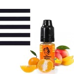 REVUE : Orange-Mangue (Gamme Duo Sensations) par Le Vapoteur Breton