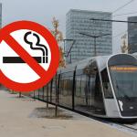 LUXEMBOURG : Vers une interdiction du tabac dans les arrêts de bus et tramway ?