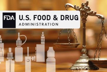 USA: la FDA ha fatto causa per ritardare la regolamentazione delle sigarette elettroniche.