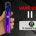INFO BATCH : Vape One 2 (E-bossvape)