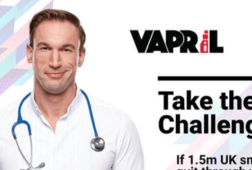 הממלכה המאוחדת: VApril חייב לעודד 7 מיליון מעשנים ללכת vaping!
