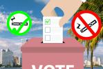 STATI UNITI: Un voto del popolo della Florida per vietare le sigarette elettroniche nei luoghi pubblici.