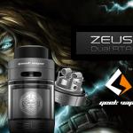 INFO BATCH : Zeus Dual RTA (Geek vape)
