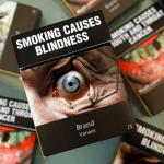 АВСТРАЛИЯ: нейтральный пакет? Настоящий провал в борьбе с курением!