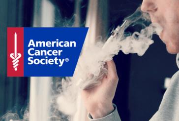 ארצות הברית: האגודה האמריקאית לסרטן מאשרת את עמדתה בנושא סיגריות אלקטרוניות.