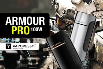INFO BATCH : Armour Pro 100W (Vaporesso)