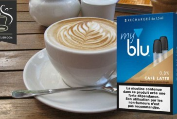 REVUE / TEST : Café Latte par blu