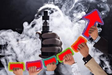 ΟΙΚΟΝΟΜΙΑ: Η παγκόσμια αγορά ηλεκτρονικών τσιγάρων θα μπορούσε να τριπλασιαστεί από το 2023.