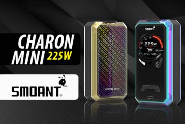 INFO BATCH : Charon Mini 225W (Smoant)