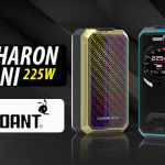 INFO BATCH : Charon Mini 225W (Smoant)