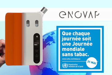 JMST 2018: Enovap puts artificial intelligence at the service of smoking cessation!