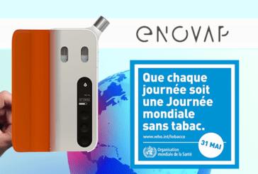 JMST 2018: Enovap ставит искусственный интеллект на службу прекращению курения!
