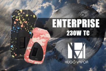 INFO BATCH : Enterprise 230W TC (Hugo Vapor)