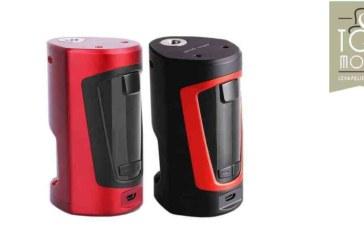 REVUE / TEST : Gbox squonker 200W par Geek Vape