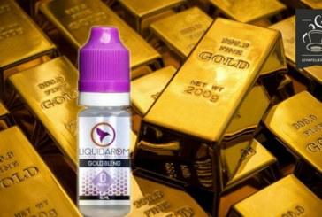 REVUE / TEST : Gold Blend par Liquidarom